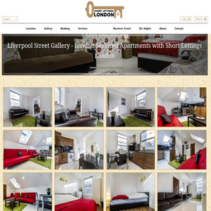 Short Lettings London
